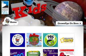 TSCPL kids website detail